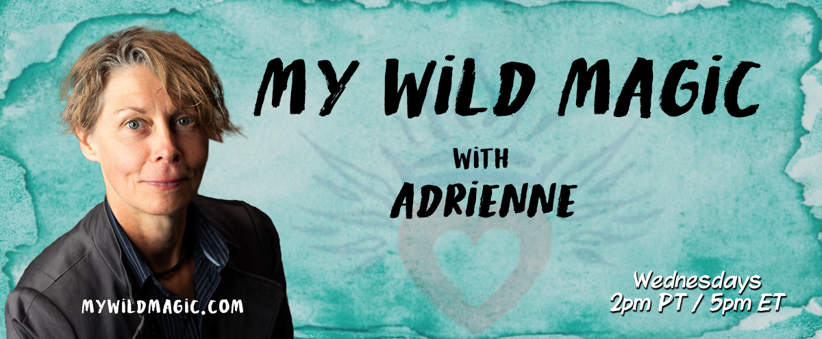 my wild magic podcast transformation network adrienne cobb